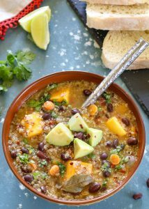 Instant Pot Butternut Squash And Quinoa Stew - Ruchiskitchen