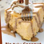 Pumpkin Mousse Pie- Pinterest pin
