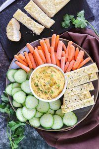 Pumpkin Ranch Dip - Ruchiskitchen