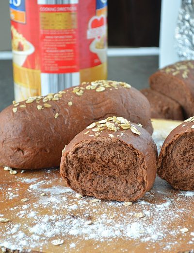 Honey wheat brown bread - Ruchiskitchen