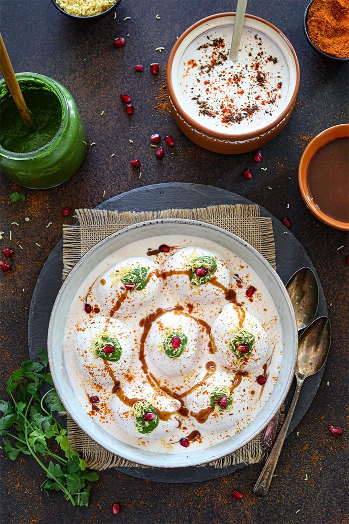 Learn how to make soft dahi bhalla