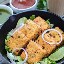 Poha and Oats Cutlet Recipe