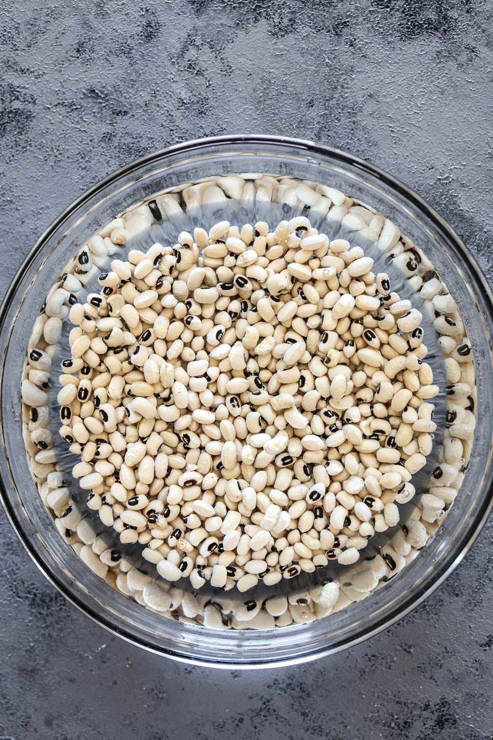 Soaked Black-eyed beans- Ruchiskitchen
