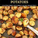 Seasoned Oven Roasted Potatoes