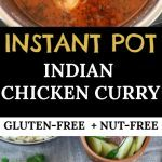 One pot chicken curry
