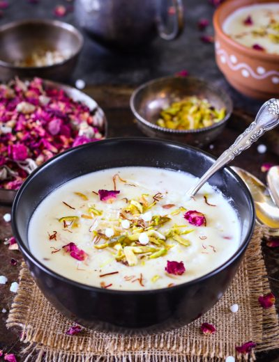 How to make Sabudana kheer