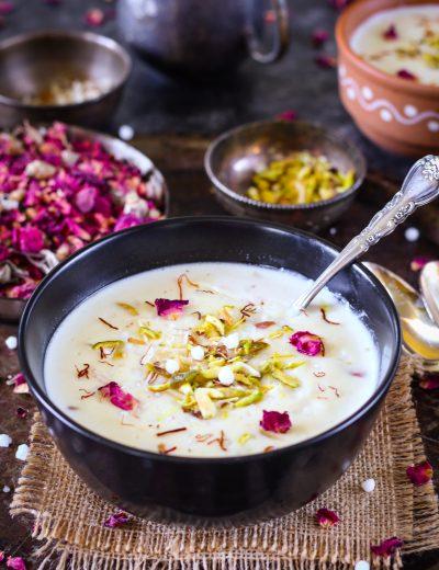 How to make Sabudana kheer