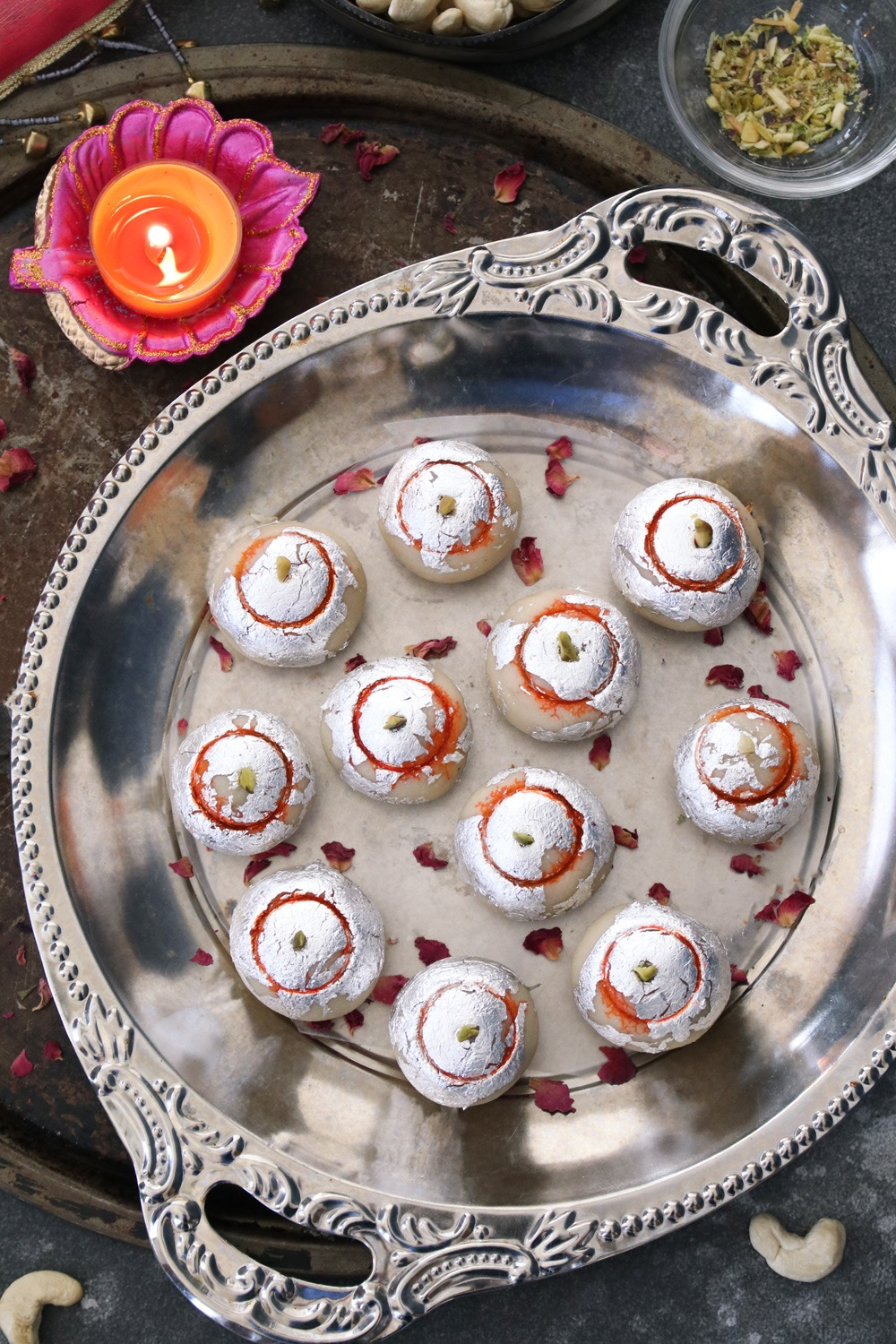 Quick and Easy Diwali Ladoo recipe