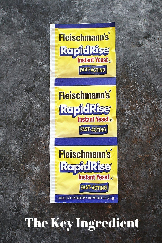 Fleischmann's® RapidRise® Yeast!