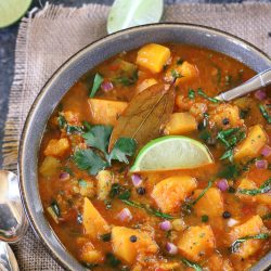 Instant Pot Butternut Squash Curry