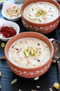 Instant Pot Cracked Wheat Porridge - Meetha Daliya - Ruchiskitchen