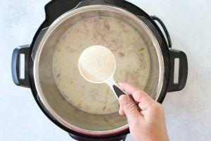 Instant Pot Cracked Wheat Porridge - Ruchiskitchen
