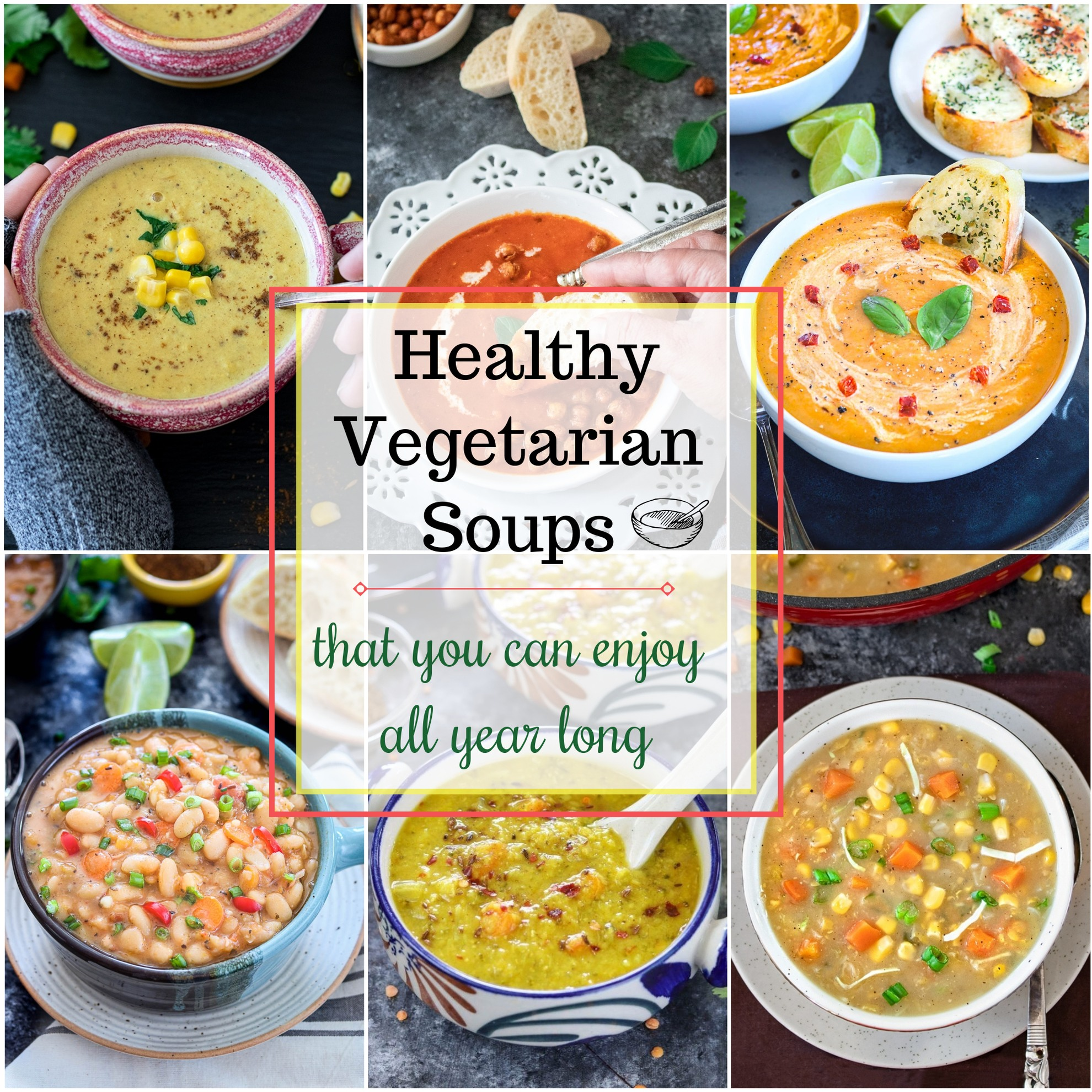 Easy Instant Pot Soups collection