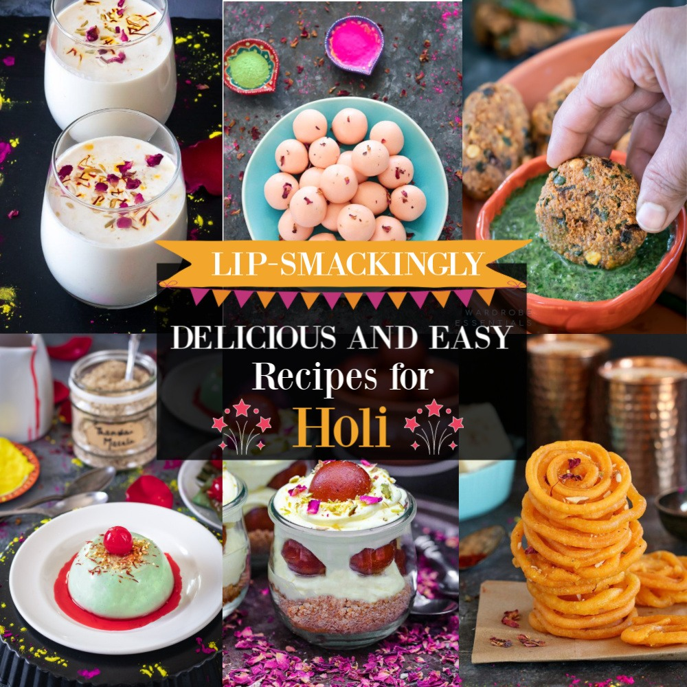14 Holi Recipes That You Must Make