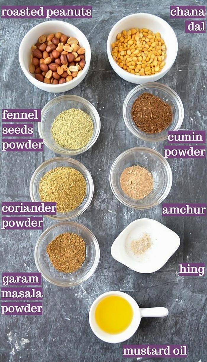 Bharwan Baingan Masala/ Spice Blend