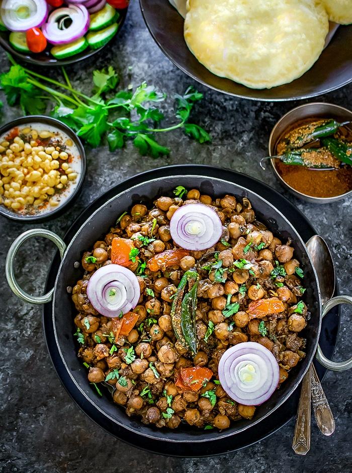 Instant Pot Pindi Chole