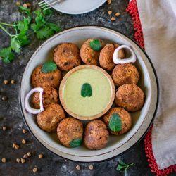 Kala Chana Kabab