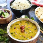 Instant Pot Spinach Dal