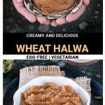 Wheat Halwa Pinterest pin