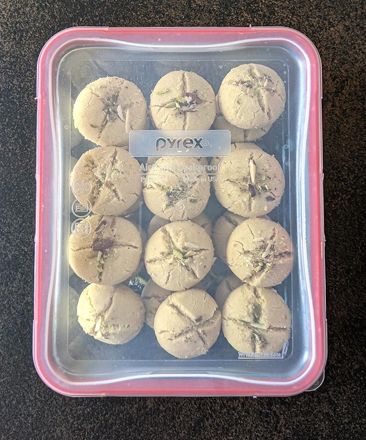 Step by step Nankhatai recipe - Ruchiskitchen