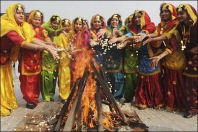 Lohri - Harvest Festival