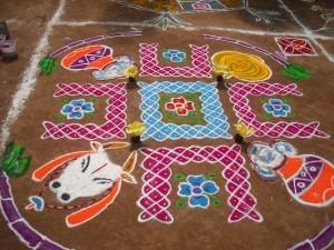 Pongal - Harvest Festival