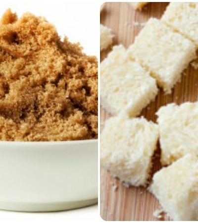 To soften Brown Sugar