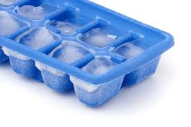Prevent ice-trays from sticking to the freezer