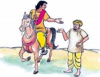 How Akbar and Birbal met