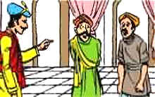 Akbar - birbal - Outwits the cheat