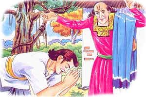 Panchtantra - Sadhu's treasure