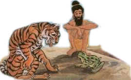 The Tiger and the Hermit