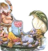 Kurma Avatar - The second incarnation of Lord Vishnu