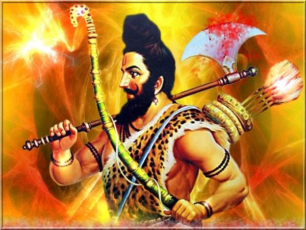 Sixth - Parashurama Avatar - The Warrior Incarnation