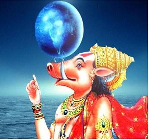 Third – Varaha Avatar – The Boar Incarnation